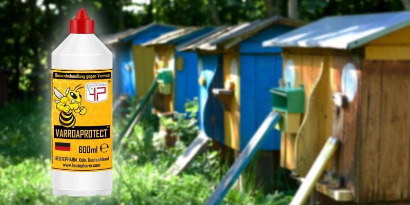 Varroaprotect - gegen Varroa-Milben