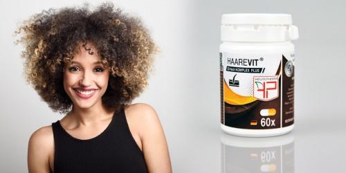 HAAREVIT / Für gesundes Haar /