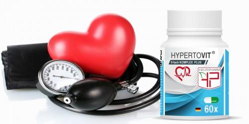 HYPERTOVIT - Bluthochdruck natürlich senken