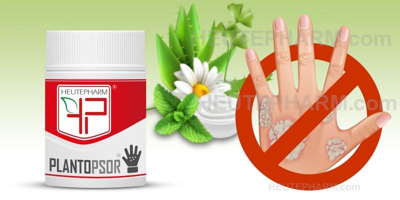 PLANTOPSOR - Gegen Psoriasis