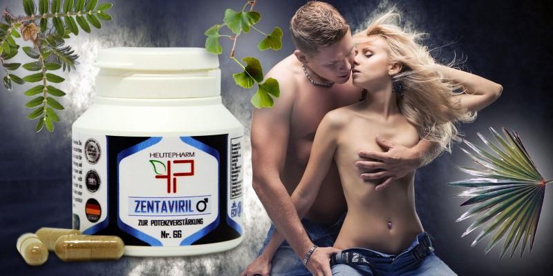 ZENTAVIRIL / Potenzmittel /