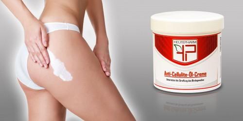 Anti-Cellulite-Öl-Creme
