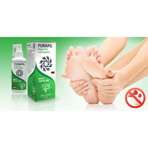 FUNAPIL - gegen Fußpilz und Nagelpilz