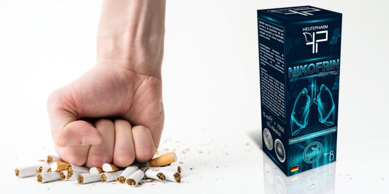 NIKOFRIN -  Anti-Rauchen-Spray