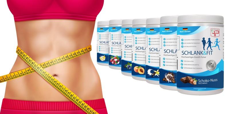 Schlank & Fit - Zur Gewichtsreduktion