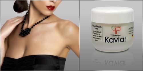 Kaviar - Hals und Dekolette Creme